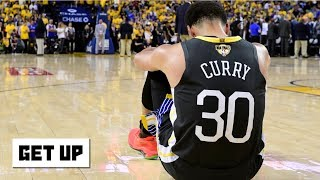 Is the Raptors' championship tainted by the Warriors' injuries? | Get Up
