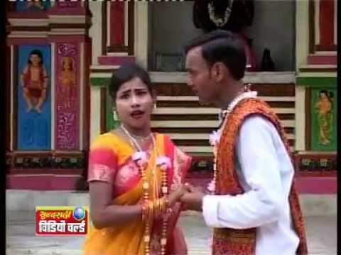 Bambai Le Chitthi - Mor Gajab Chaal - Dilip Lehariya - Chhattisgarhi Song