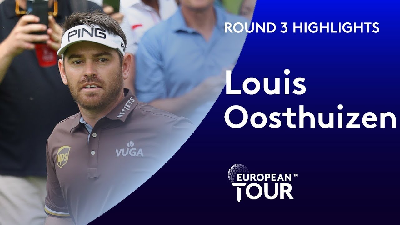 Louis Oosthuizen shoots bogey-free 64 | Round 3 | South African Open
