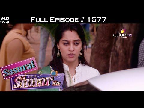 Sasural Simar Ka - 1st August 2016 - ससुराल सिमर का - Full Episode (HD)
