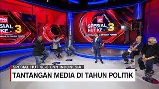 Media Bicara Netralitas & Independensi pada Tahun Politik