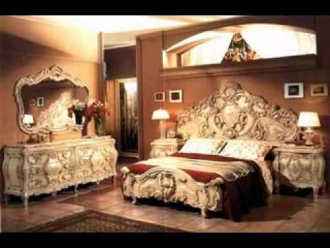Мебель для спальни в стиле французкого кантри