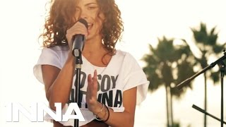 INNA - In Your Eyes | Rock the Roof @ Venice Beach (CA)
