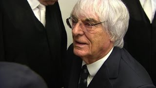 Formula 1 tycoon ends bribery trial with $100m payment