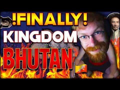 BHUTAN IS DEFINITELY