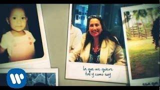 Alex Ubago - Ella vive en mi (Lyric video)