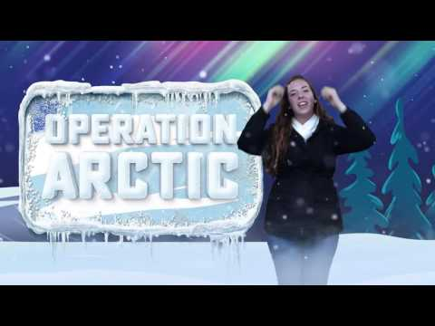 Operation Arctic Hand Motion Video