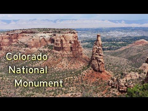 Grand Circle Tour II - Ep 9 || Colorado National Monument: Rim Rock Drive