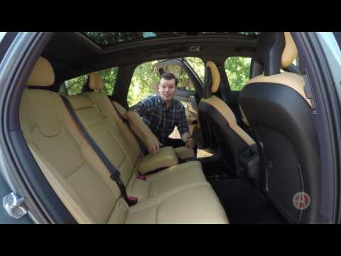 Volvo Integrated Child Booster Seats | A Great Feature For Families | Autotrader
