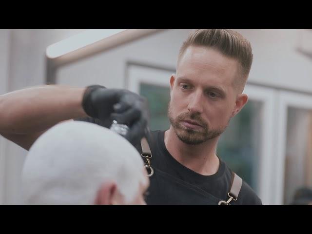 Barber Budapest – Barber shave & cut