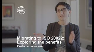 Migrating to ISO 20022: Exploring the benefits | SWIFT