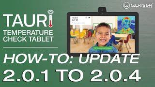 TAURI Version 2.0.1 Update to 2.0.4