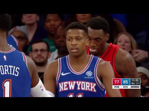 Frank Ntilikina Full Play vs Portland Trail Blazers | 01/01/20 | Smart HighlightsKaynak: YouTube · Süre: 4 dakika44 saniye