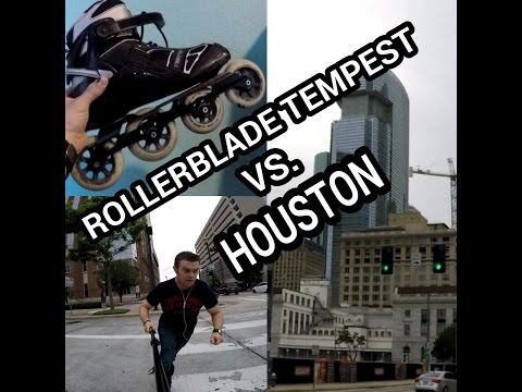 #128 ROLLERBLADE TEMPEST VS. HOUSTON (NARRATED)