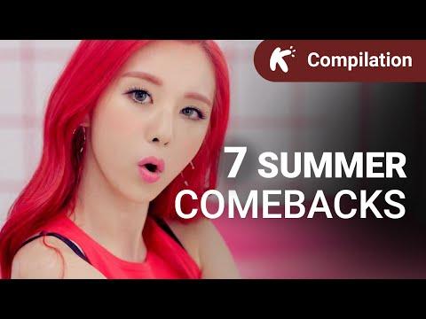 7 Summer 2015 K-Pop comebacks you might've missed