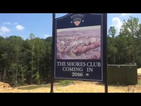 Potomac Shores Club August 2015 Update