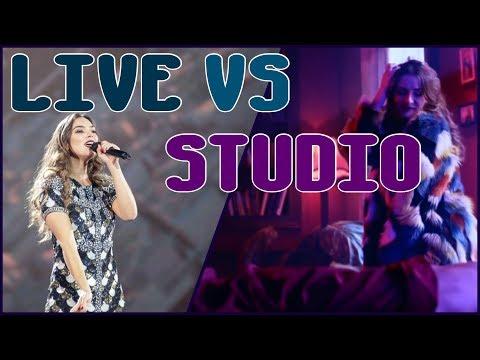 EUROVISION 2017: LIVE VS STUDIO