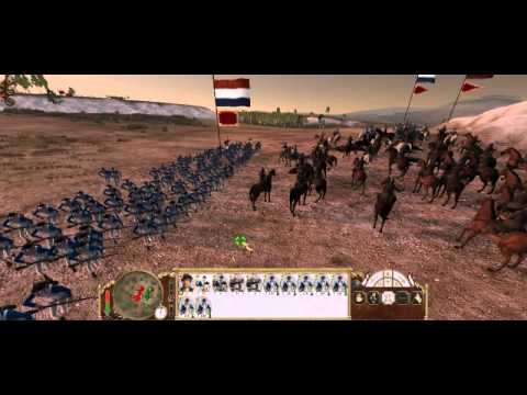 Lets Play Empire Total War: United Provinces- Episode 3, Battle of Mysore GREATEST COMEBACK EVER