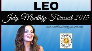 LEO JULY FORECAST 2015- How deep is your love?