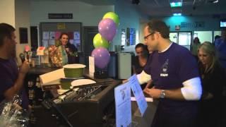 LGH Cosmic Bowling Fundraiser, 2014