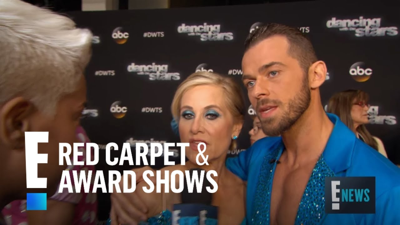 Maureen Mccormick Feels Pretty And Sexy E Red Carpet Award