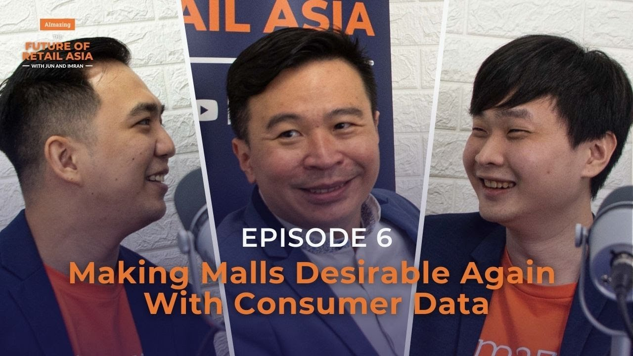 """""""Making Malls Desirable Again With Consumer Data"""" with Dominic Chew 