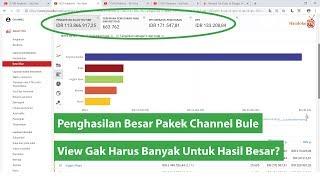 Menghasilkan 113 Jutaan Di YouTube Dengan BPS Jumbo | Ini Faktanya