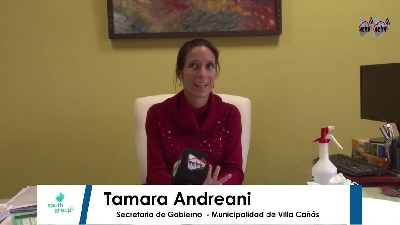 INFO CAÑAS    TAMARA ANDREANI  - NUEVO DECRETO