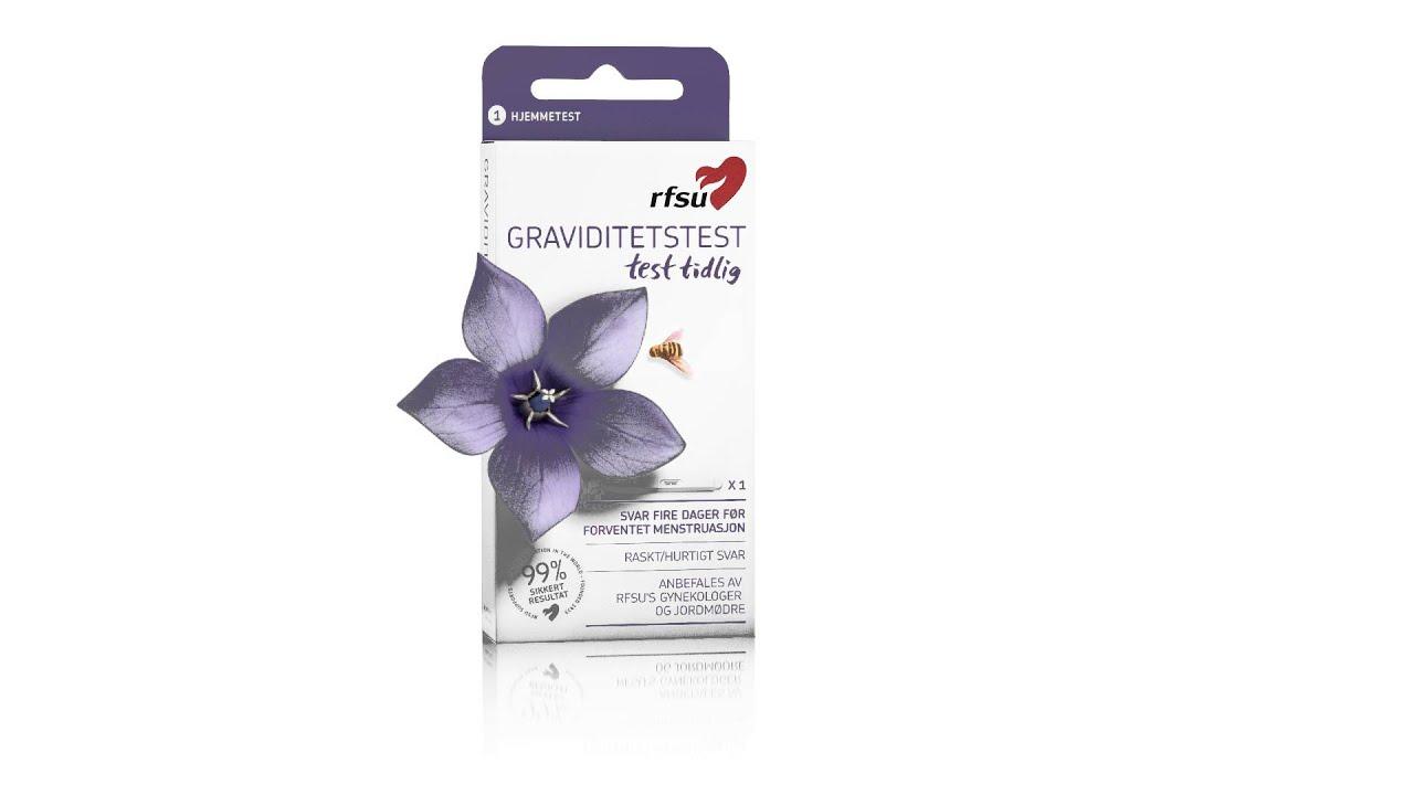 köpa rfsu graviditetstest