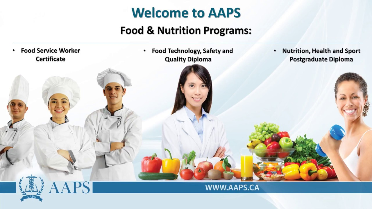 Health, Safety and Nutrition (Career Assistance Series)