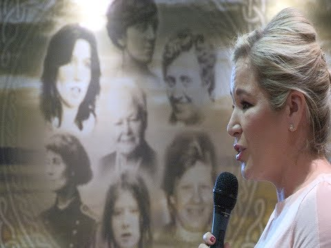 SINN FÉIN stands FIRM and STRONG on RIGHTS – Michelle O'Neill