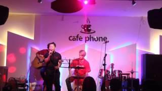 Khán giả Và Cỏ Band - Trái Tim Bên Lề (CafePhone Acoutic)