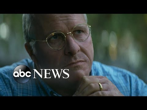 Christian Bale on how he transformed into Dick Cheney in 'Vice'