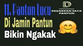 Download lagu 11. Pantun Lucu, Di Jamin Pantun Bikin Ngakak