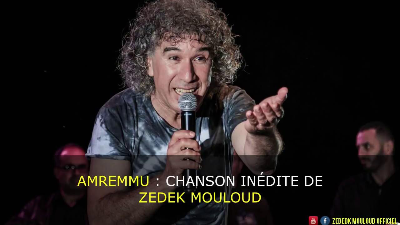 musique de zedek mouloud