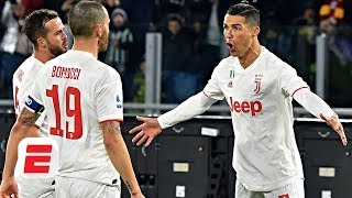 Juventus were gifted two goals and still failed to dominate in win vs. AS Roma - Marcotti | Serie A