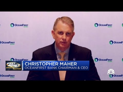 The labor shortage is acute: OceanFirst Financial CEO