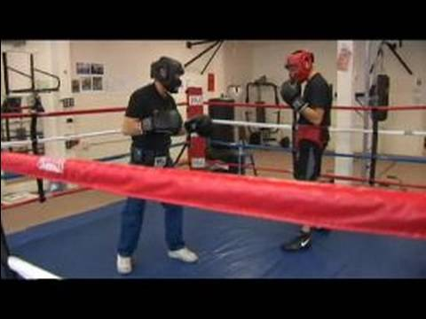Counter-Punching & Boxing Defense : Circling Away from Opponents in Boxing