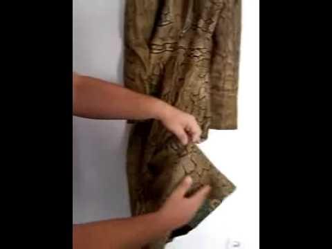 Ossie Clark vintage python coat