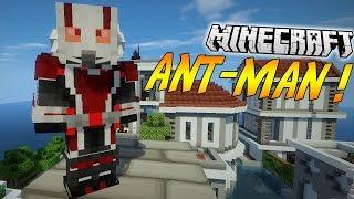 DEVIENS ANT-MAN DANS MINECRAFT !   Présentation du mod
