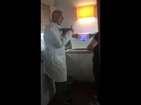Dr. Frederick Solomon of Tribeca Smiles Explains CEREC To Patient
