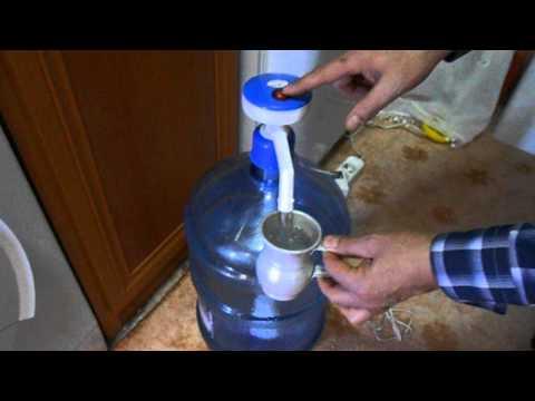 Elektrikli Damacana Su Pompası