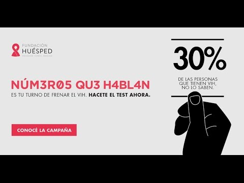 Hasta el 2 de diciembre, análisis de HIV gratuitos y sin órden médica en todo el país