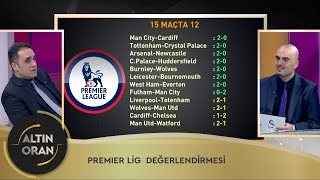 Altın Oran | Premier Lig 33. Hafta