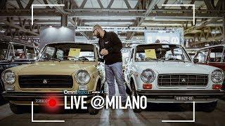 Cosa comprare con 10 mila euro (o anche meno)   Milano AutoClassica 2017
