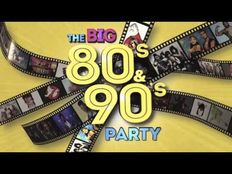 PARTY ALL THE TIME (80's & 90's Dance Hits medley)