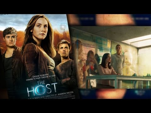 ¡the-host,¿nuevo-crepúsculo?!
