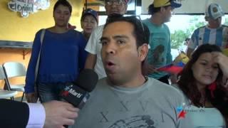 Venezolanos en Miami nerviosos por posibles resultados electorales