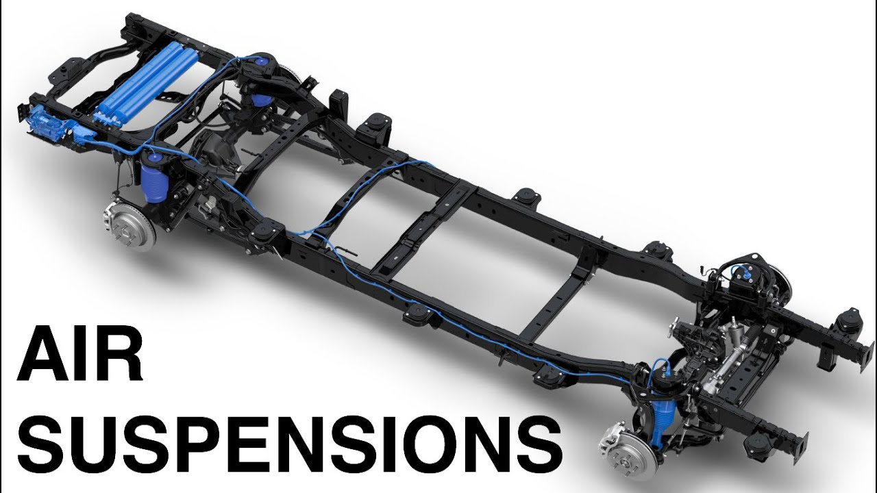 what is an air suspension