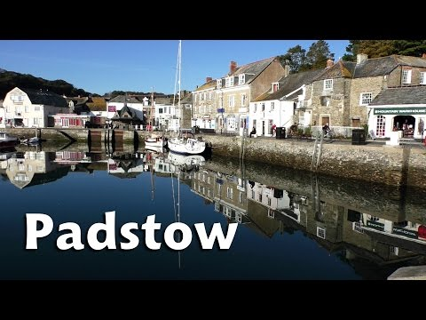 Padstow Harbour in Cornwall on A Perfect Morning